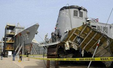 South Korea blames North Korea over warship torpedo attacks