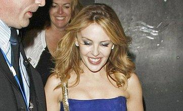 Kylie Minogue reveals Glastonbury headline wish