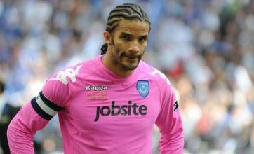 David James 'could replace Avram Grant' at relegated Portsmouth