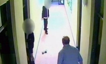 'Die, die, die' dumbbell attack teacher Peter Harvey escapes jail