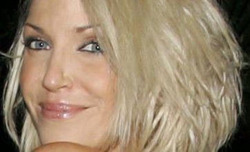 Sarah Harding parties at Kanaloa to get rid of Cannes jet lag