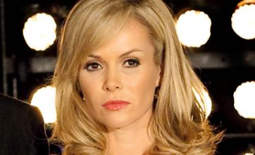Amanda Holden admits treatment to look 'fab' in front of Simon Cowell