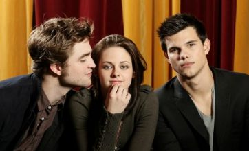 Robert Pattinson and Kristen Stewart to present Twilight : Eclipse clip at MTV Awards