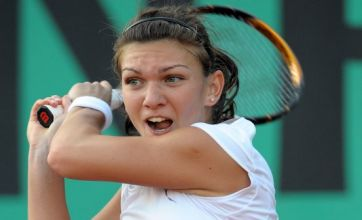 Teenage tennis star Simona Halep demanded new boobs to help her play
