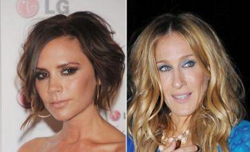 Sarah Jessica Parker v Victoria Beckham in Celebrity Face Off