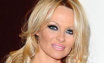 Pamela Anderson voted off Dancing