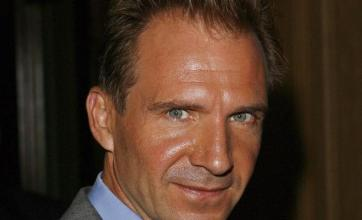 Fiennes in drama with Bond girl