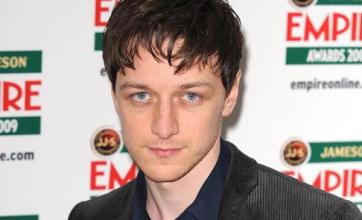 James McAvoy signs up for X-Men
