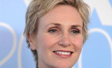 Jane Lynch in Peta campaign vid