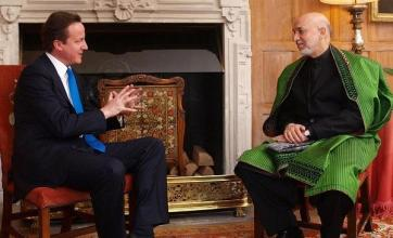 PM wants stronger Afghan relations