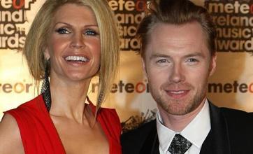 Boyzone's Keating splits from wife