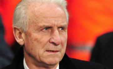 Trapattoni taking aim at 2012