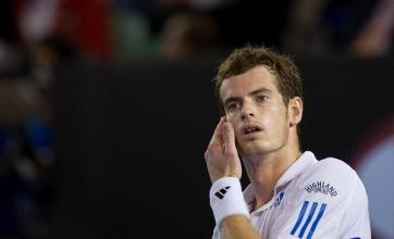 Murray rejoices as opponent blows a Gasquet