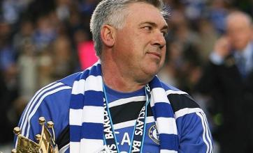 Buck reveals Ancelotti's plans