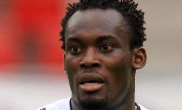 Essien out of World Cup