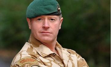 MoD names Afghan blast soldier