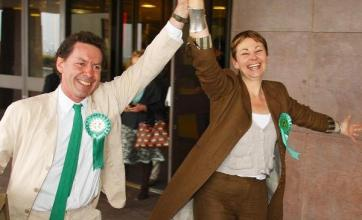 Greens win historic first seat