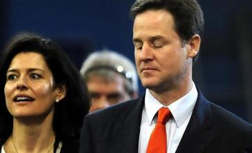 Clegg: Don't rush into coalition