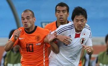Wesley Sneijder clinches narrow victory for Dutch