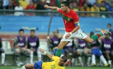 World Cup 2010: Brazil and Portugal through after bore draw