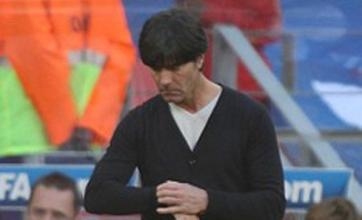 Joachim Low and Philipp Lahm miss England v Germany press conference
