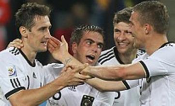 World Cup 2010: Rampant Germany send England Home