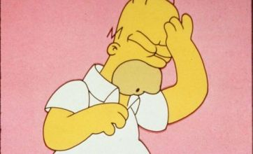 Homer Simpson beats Carrie Bradshaw to top TV character