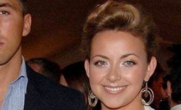 Charlotte Church gets a visit from Gav's parents