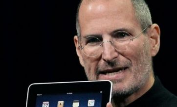 Steve Jobs on desktop PCs: They're on the way out