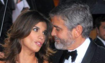 George Clooney's girlfriend denies dissing Jennifer Aniston on Twitter