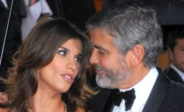 George Clooney's girlfriend denies dissing Jennifer Aniston on Twitter