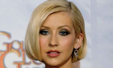 Christina Aguilera denies feud with Lady GaGa