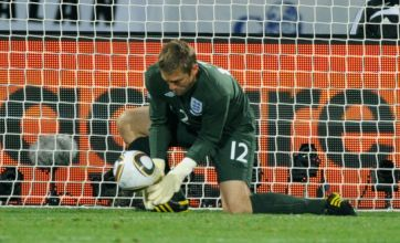 Rob Green backed by Frank Lampard to keep England number 1 spot