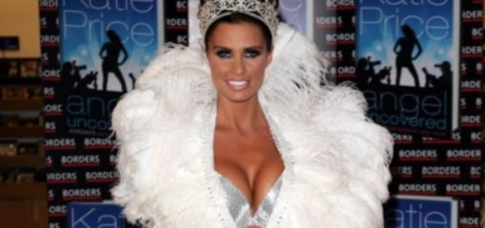 Katie Price took 15 of her closest friends and family to a botox clinic