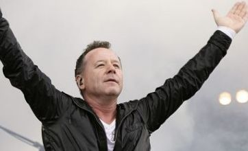 Simple Minds' Jim Kerr on his first solo album Lostboy! AKA