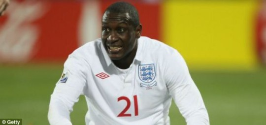 Emile Heskey believes that England have to improve their finishing