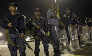 World Cup pay protest turns into riot in Durban