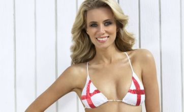Robert Green split from lingerie model before World Cup kick-off