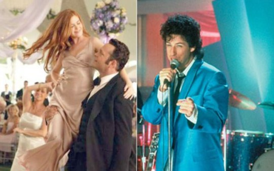 Wedding Singer Song.Wedding Crashers V The Wedding Singer Metro Film Fight Club