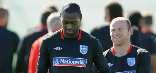 Ledley King has done some light training this week despite fears over his groin strain