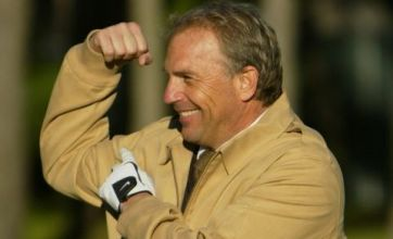 Kevin Costner: From BP oil spill saviour to president? We think so!