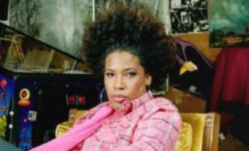 Macy Gray: I can make my hair point in different directions