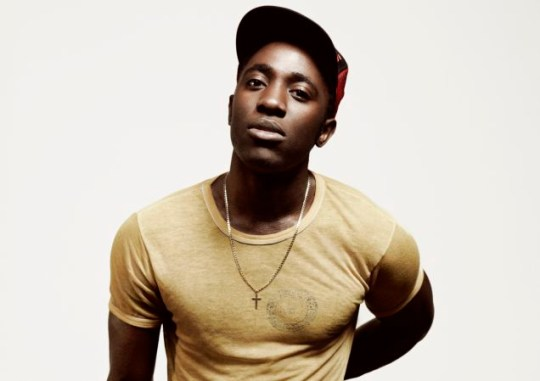 Kele Okereke from Bloc Party has progressed into electro hottie territory