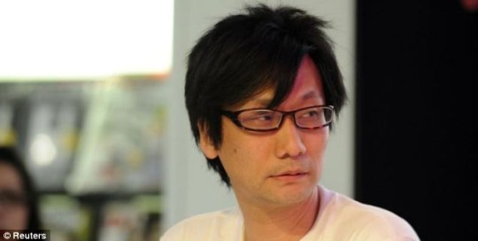 Hideo Kojima - about to ignite a million fanboy arguments?