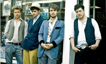 iTunes Festival 2010: Mumford & Sons and Laura Marling promise to shock