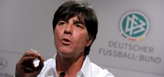 Pressure: German coach Joachim Low