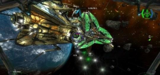 DarkStar One: Broken Alliance (Xbox 360): in space no one can hear you trade