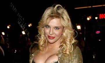 Courtney Love: I used to stab Kurt Cobain's balls