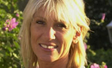 Chris Tarrant's ex wife wrestled to ground following police chase for parking ticket