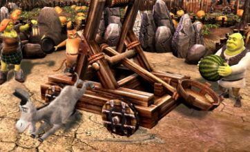 Games Inbox: Games Inbox: Shrek vs. Alan Wake, cheap 3DTVs, and second class media